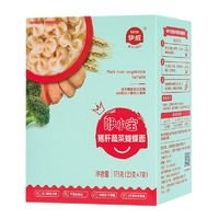 Eastwes 伊威 兒童輔食蝴蝶面  豬肝蔬菜 175g