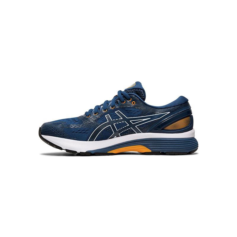 4日0点截止、考拉海购黑卡会员 : asics 亚瑟士 GEL-NIMBUS 21 男款专业跑步鞋