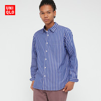 UNIQLO 优衣库 436428 男士衬衫