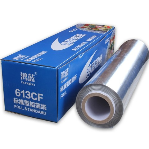 鸿蓝 烧烤加厚锡纸 宽30cm*长10m