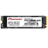 Pioneer 先锋 SE20 NVMe M.2 固态硬盘 512GB