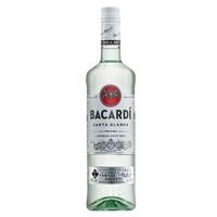 BACARDI 百加得 朗姆酒 500ml