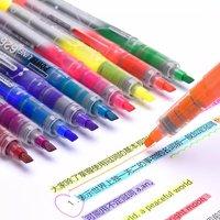 凑单品:Snowhite 白雪 626 直液式荧光笔 1支 多色可选