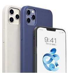 PISEN 品胜 iPhone12 mini-Pro max 液态硅胶手机壳