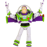 TAKARA TOMY 迪士尼玩具总动员4 英文互动发声玩偶-巴斯光年+凑单品