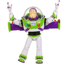 TAKARA TOMY 多美 玩具总动员4 英文互动发声玩偶 138334AS 巴斯光年 +凑单品