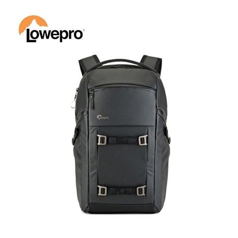 乐摄宝(Lowepro)相机包 FreeLine BP 350 AW 新款纵冠线系列双肩包摄影包 LP37170-PWW 黑色