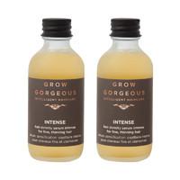 预售、考拉海购黑卡会员: Grow Gorgeous 头发增厚精华液 加强版 60ml*2瓶