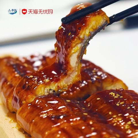 蒲烧鳗鱼500g鳗鱼即食网红加热鲜活日式蒲烧寿司海鲜好吃烤鳗鱼饭