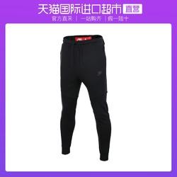 Nike男裤AS M NSW TCH运动裤针织收腿小脚长裤805163-010 *2件