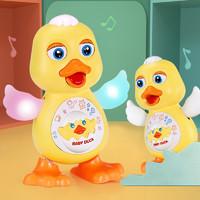 点盛 儿童玩具早教萌鸭婴儿音乐唱歌跳舞炫舞机器人1-3岁宝宝男孩女孩玩具生日礼物新年礼物 *2件