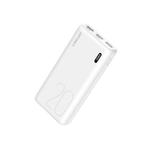 台电20000毫安移动电源大容量轻薄便携华为苹果手机通用型充电宝