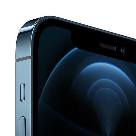 Apple iPhone 12 Pro Max 256G 海蓝色 移动联通电信5G手机