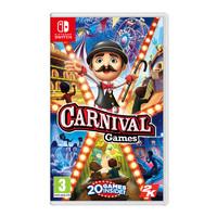Nintendo 任天堂 Switch游戏卡带 体感嘉年华游戏 Carnival Games 中文