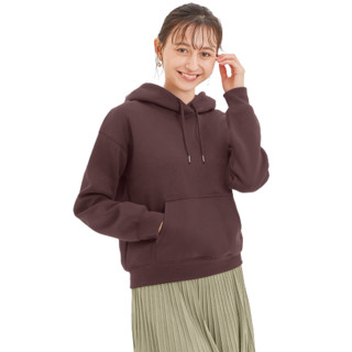 GU 极优 女士连帽卫衣 326120