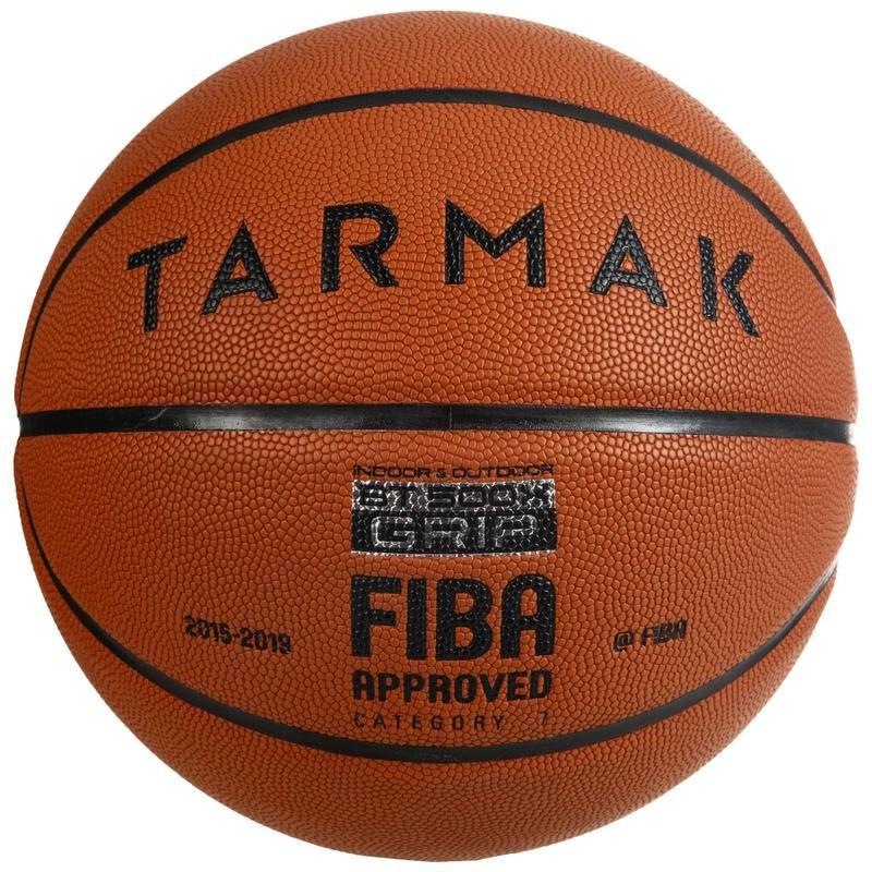 DECATHLON 迪卡侬 户外室内两用篮球 8554668 橙色 7号/标准