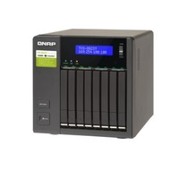 QNAP 威联通 TVS-882ST2 8盘位NAS(i5-6442EQ、8GB)