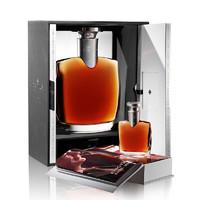 卡慕(CAMUS)經典特醇干邑白蘭地禮盒套裝 700ML+50ML 法國進口洋酒