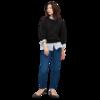 UNIQLO 优衣库 女士七分袖针织衫 432958