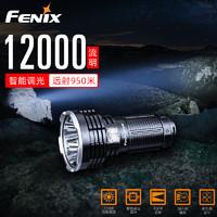 菲尼克斯(FENIX)12000流明LR50R高亮度950米遠射搜索強光手電筒手電筒C口直充智能調光 官配(含ARB-L52-16000電池組合包)