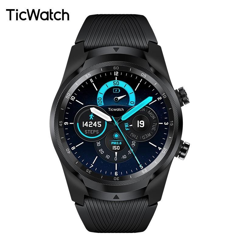 TicWatch Pro 智能手表 幻影黑