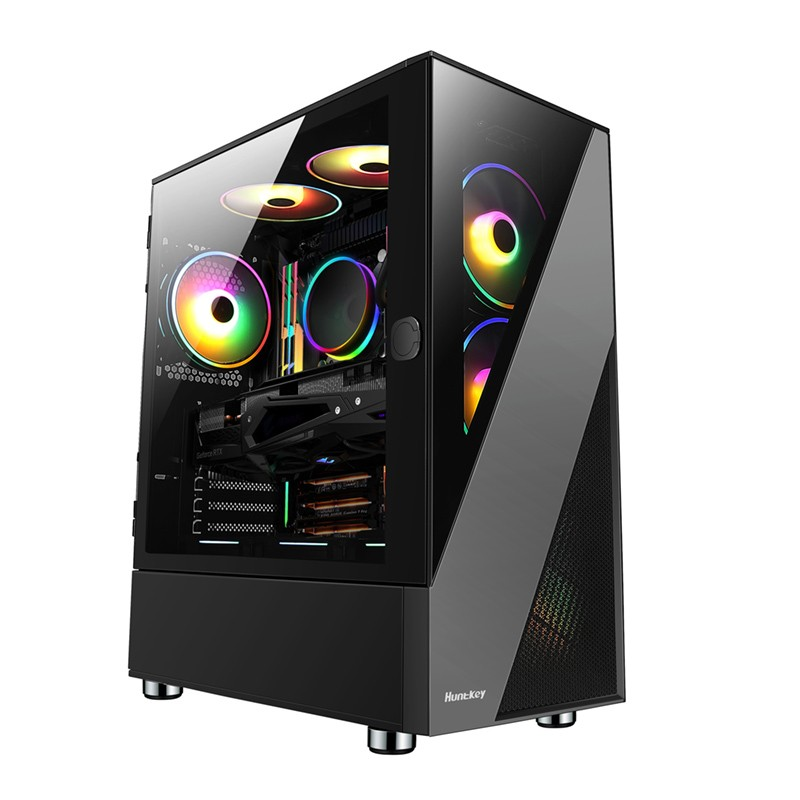 IPASON 攀升 Zero-01 电脑主机(i7-10700F、RTX3060、16GB、250GB)