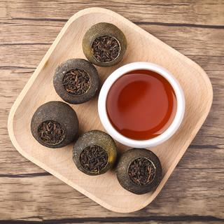 TAETEA 大益 金柑普 小青柑普洱茶