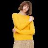 UNIQLO 优衣库 INES DE LA FRESSANGE合作系列 女士圆领针织衫 430930