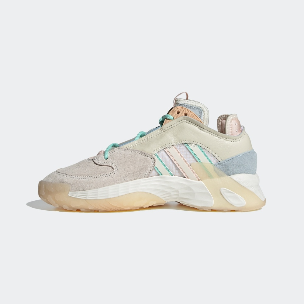 adidas 阿迪达斯 三叶草STREETBALL W GZ2793 女子经典运动鞋