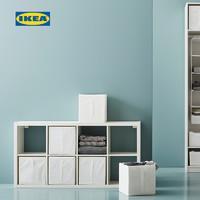 IKEA宜家SKUBB思库布盒现代带把手衣柜收纳可折叠储物盒