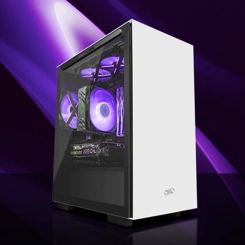 机魔会 GR 560 电脑主机(R5-5600X、RTX3060、16GB、500GB)