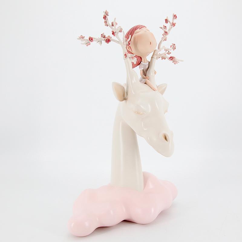 阿斯蒙迪吴琼创意摆件艺术品客厅装饰品艺术礼品