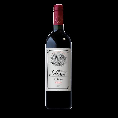 Chateau Meric 梅里克 干红葡萄酒 750ml
