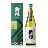 鉾杉 日本酒 纯米大吟酿 720ml *2件