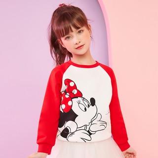 Disney baby 迪士尼宝宝 女童卫衣