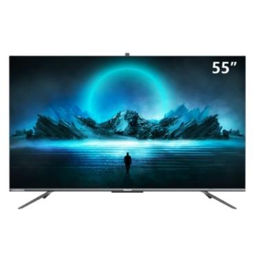 京东PLUS会员:Hisense 海信 55E5F 55英寸 4K 液晶电视