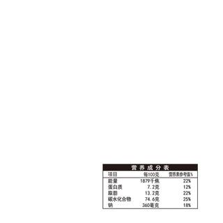 Heroyal 皇麦世家 雀皇 坚果黑芝麻 燕麦片 350g