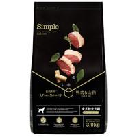 Pure&Natural 伯納天純 經典系列 鴨肉山藥全犬全階段狗糧 500g
