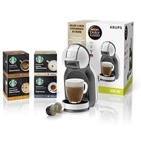 Nestlé 雀巢 Dolce Gusto Mini Me 胶囊咖啡机 套装 +凑单品