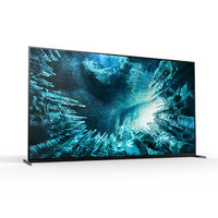 14日0点:SONY 索尼 KD-75Z8H 8K 75英寸 液晶电视