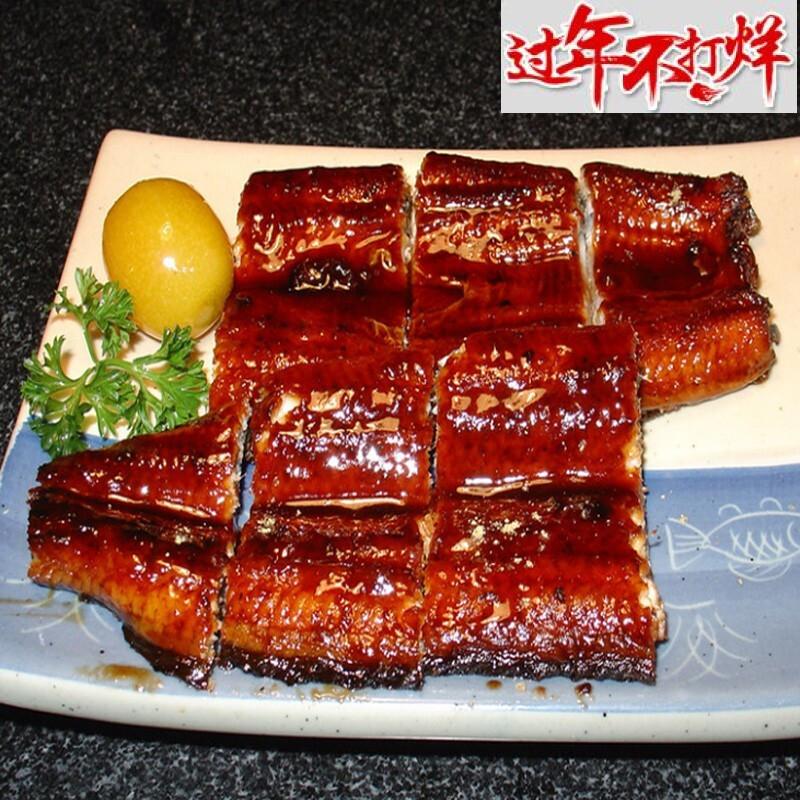 恋食记 日式蒲烧鳗鱼 500g *2件