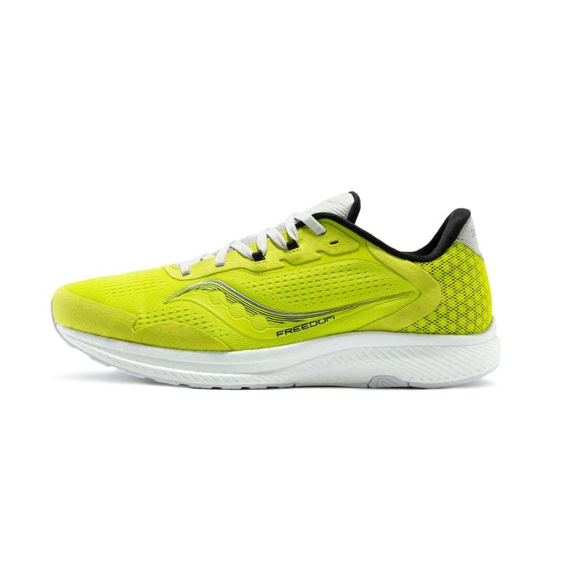 3日0点、新品发售 : Saucony 索康尼 FREEDOM S20617 自由4 男子慢跑训练鞋