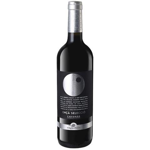京东PLUS会员:ENCA 佰萨精选 干红葡萄酒 750ml