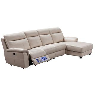 CHEERS 芝华仕 5103 电动多功能皮艺沙发组合 四人位