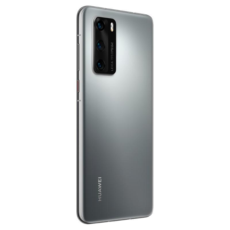 HUAWEI 华为 P40 4G手机 8GB+128GB 冰霜银