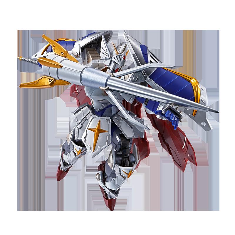 玩模总动员 : BANDAI 万代 Metal Robot魂  全能骑士高达(Real Type ver.)