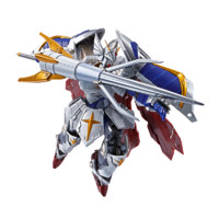 玩模总动员:BANDAI 万代 Metal Robot魂  全能骑士高达(Real Type ver.)