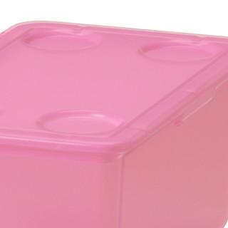 IKEA宜家GLIS格利思附盖储物盒收纳盒三件套