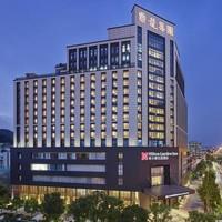 周末不加价!广州天河鼎龙希尔顿花园酒店 高级大/双床房(含花园下午茶)