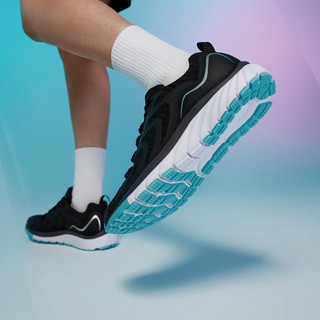codoon咕咚10K智能跑鞋PRO专业网面透气轻便减震运动鞋男女鞋跑步 炫酷黑
